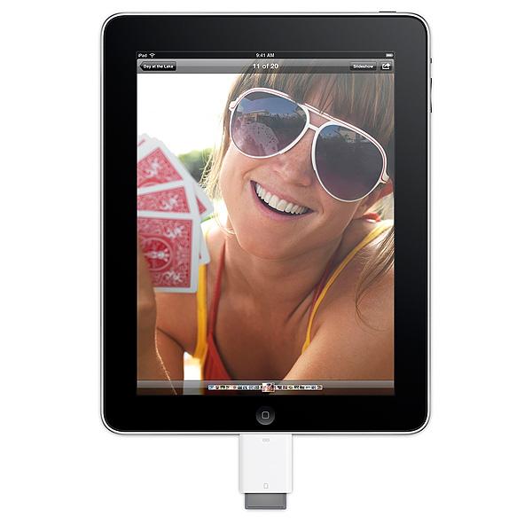 Apple iPad Camera Connection Kit MC531ZM/A купить цена москва
