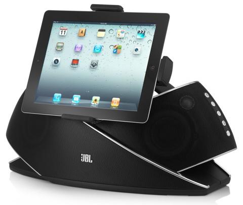 JBL OnBeat Xtreme Black акустическая система для iPhone/iPod/iPad купить цена москва