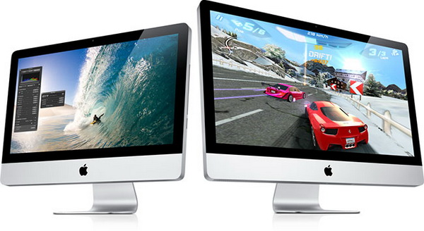 Apple iMac 21.5, 2.5 ГГц quad-core Intel Core i5 MC309RS/A купить цена москва