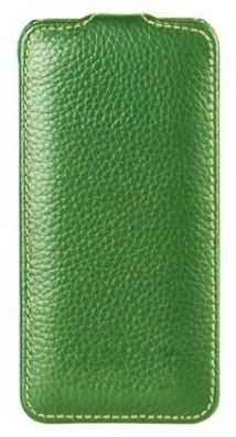 Vetti Craft Slimflip Normal Series (IPO5SFNS110105) - чехол для iPhone 5/5S (Green)