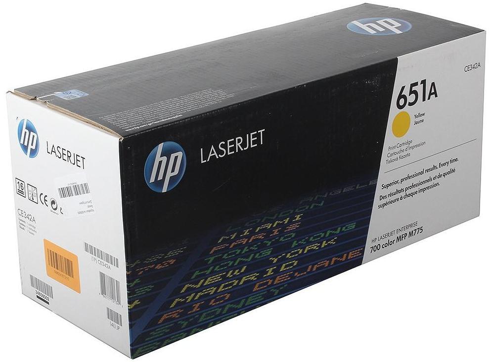 HP 651A (CE342A)