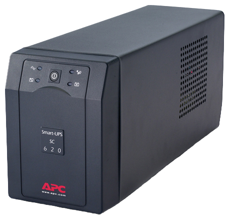 APC Electric Smart-UPS SC 620VA SC620I