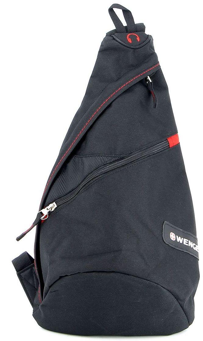 Купить Wenger Sling Bag (18302130) - городской рюкзак (Black)