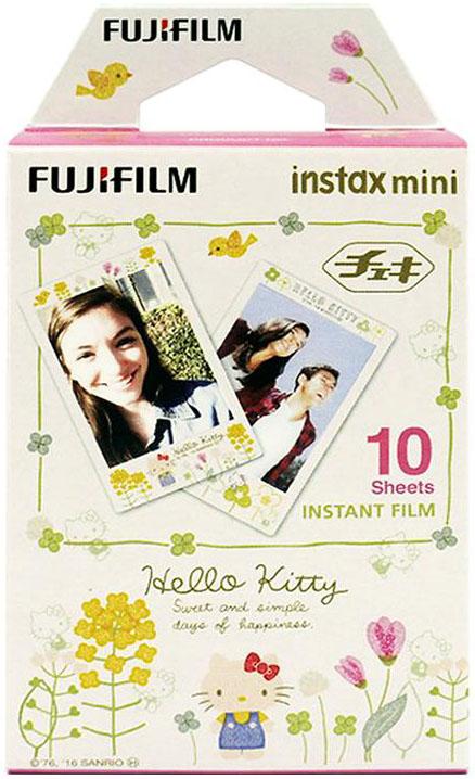 Fujifilm Instax Mini (inst_kitty3) - картридж для фотоаппарата (Hello Kitty 3) fujifilm hs50exr купить