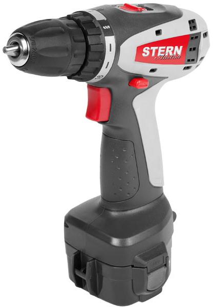 Stern PRCD-120-2 - аккумуляторная дрель-шуруповертДрели-шуруповерты<br>Аккумуляторная дрель-шуруповерт<br>