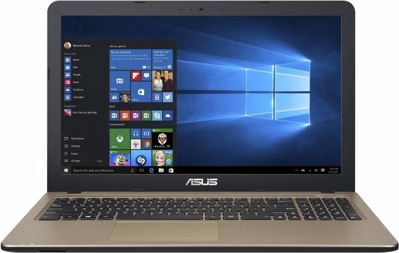 Ноутбук Asus X540Sa 15.6, Intel Pentium N3700 1.6 GHz, 2Gb, 500Gb HDD (90NB0B31-M00800) ноутбук asus x751sj ty017t pentium n3700 1 6ghz 17 3 4gb 500gb dvdrw gt920m 1gb w10 black 90nb07s1 m00860