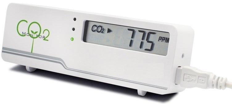Мастер Кит MT8057S - детектор углекислого газа.