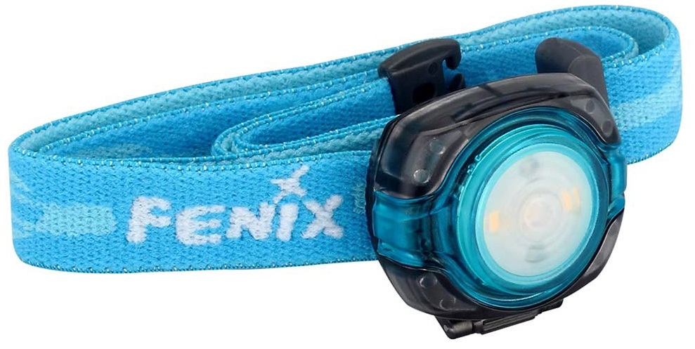 Fenix (HL05B) - налобный фонарь (Blue)