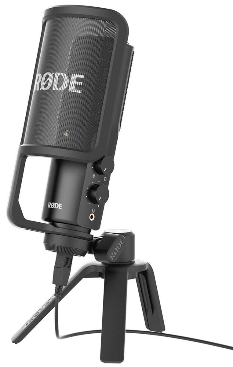 Rode NT-USB - USB-микрофон (Black)
