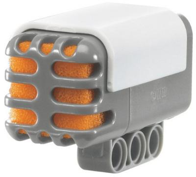 Lego 9845 - датчик звука для микрокомпьютера NXTРоботы / Mindstorms<br>Датчик звука для микрокомпьютера NXT<br>