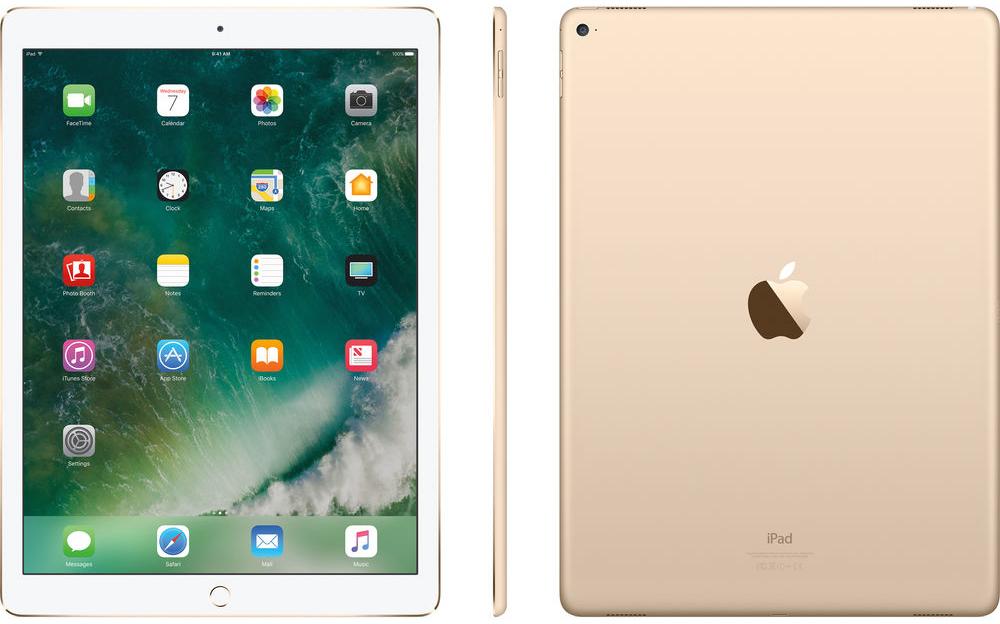 Планшет Apple iPad Pro 256Gb 12.9 Wi-Fi+Cellular MPA62RU/A (Gold)