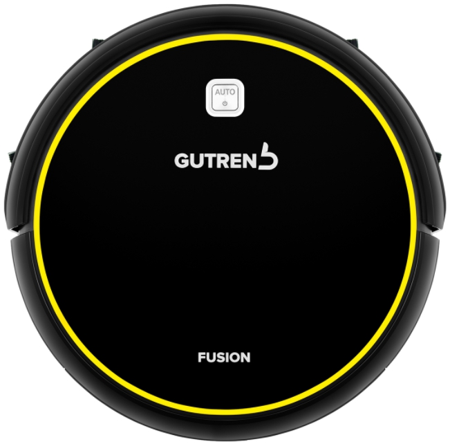 Робот-пылесос Gutrend Fusion 150 (Black/Yellow)