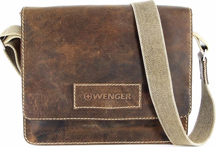 Wenger Arizona (W23-02Br) - сумка наплечная (Brown)