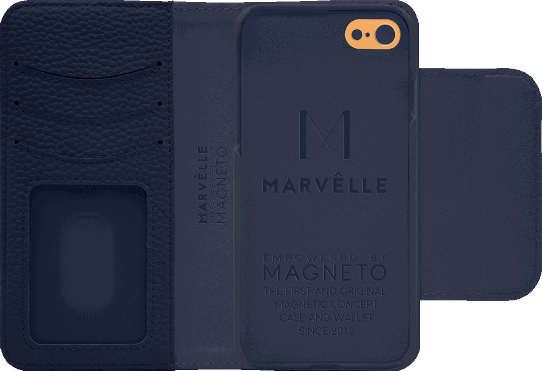 Чехол Marvelle N°303 для iPhone 6/6S/7/8 (Oxford Blue)