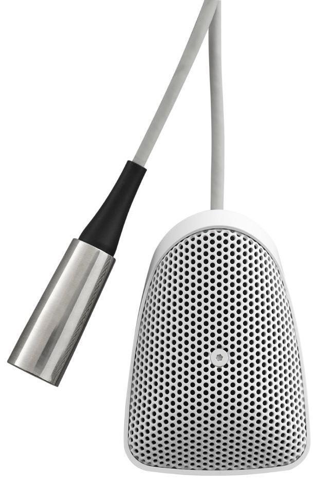 Shure CVB-W/C (A042649) - конденсаторный микрофон (White)Профессиональные микрофоны<br>Конденсаторный микрофон<br>