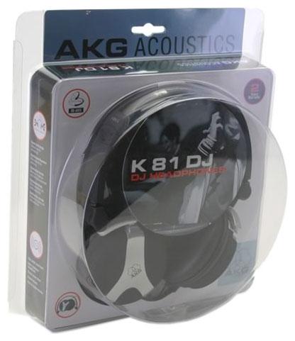 AKG K 81 DJ