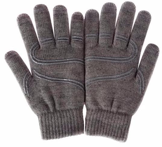 Moshi Digits L (99MO065031) - перчатки для сенсорных устройств (Dark Grey)