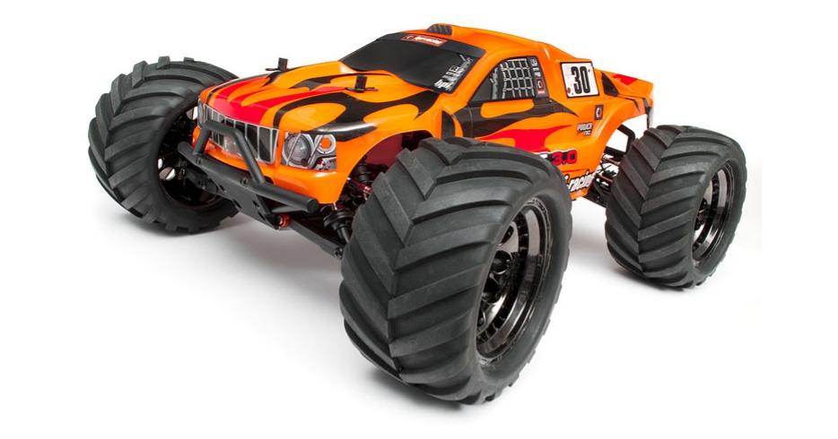Nitro Bullet ST 3.0Внедорожники / Монстр-трак модели<br>Радиоуправляемый автомобиль<br>