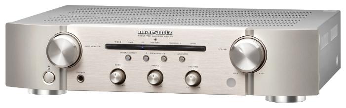Marantz PM5005 - двухканальный стереоусилитель (Silver/Gold)