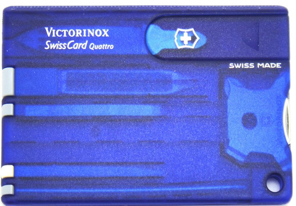 SwissCardПолезные мелочи для туризма<br>Швейцарская карта<br>