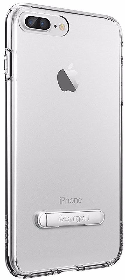 Spigen Ultra Hybrid S (043CS20754) - чехол для iPhone 7 Plus (Crystal Clear) чехол накладка чехол накладка iphone 6 6s 4 7 lims sgp spigen стиль 1 580075