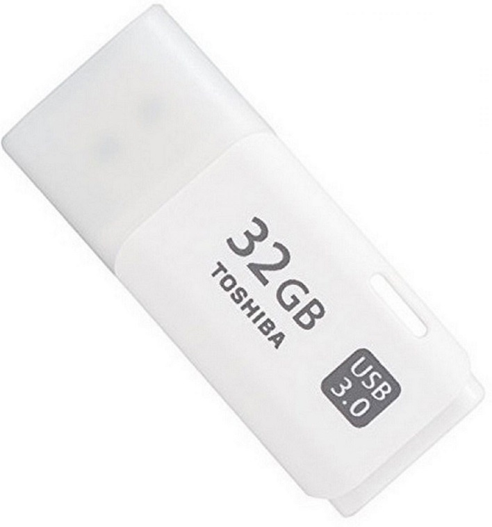 Toshiba Hayabusa 32Gb USB 3.0 (THN-U301W0320E4) - флеш-накопитель (White)