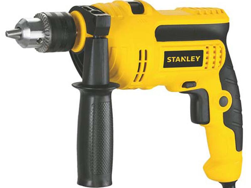 Stanley STDH6513-RU - ударная дрель (Yellow)