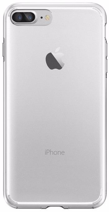 Spigen Liquid Crystal (043CS20479) - чехол-накладка для iPhone 7 Plus (Crystal Clear) чехол накладка iphone 6 6s 4 7 lims sgp spigen стиль 10 580085