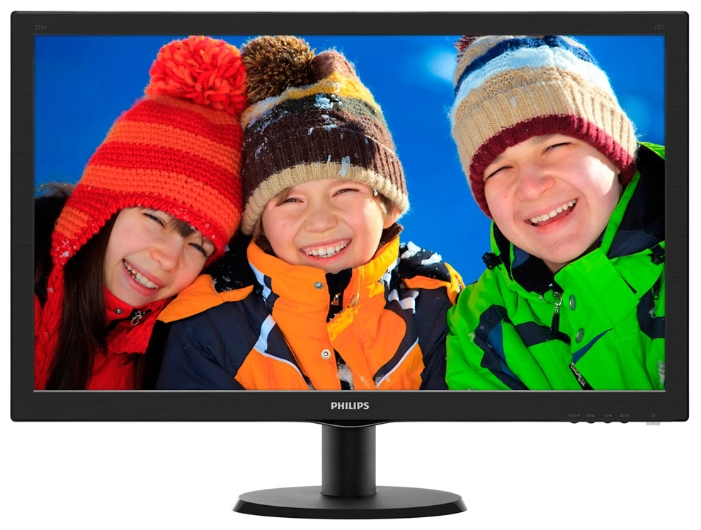 "все цены на  Монитор 27"" Philips 273V5LHSB (00/01)  онлайн"