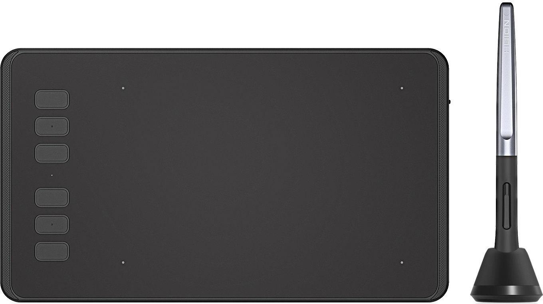Графический планшет Huion H640P (Black)