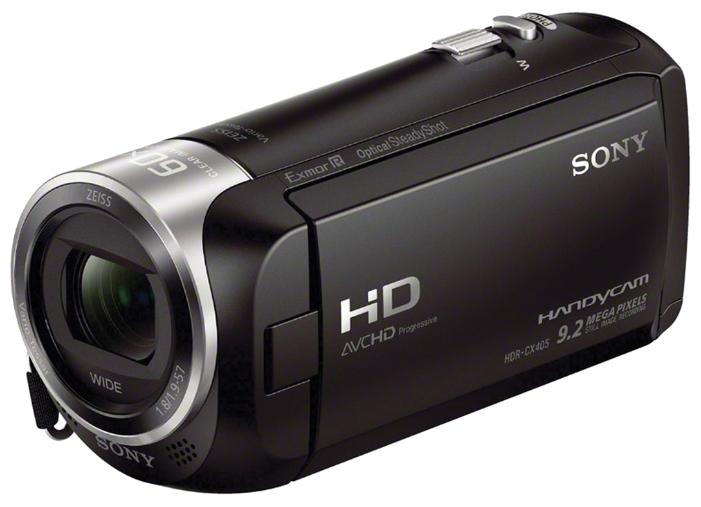HandycamЦифровые видеокамеры<br>Full HD-видеокамера<br>
