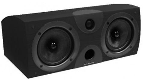Wharfedale Evo-2 Center - акустическая система центрального канала (Piano black)