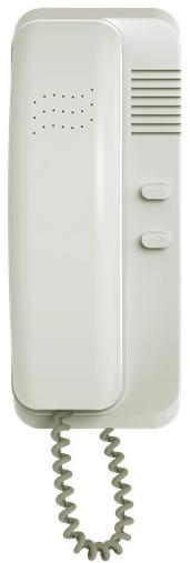 Tantos TS-AD - абонентская аудиотрубка для мониторов (White)Домофоны<br>Абонентская аудиотрубка<br>