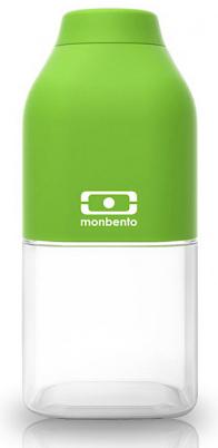 Monbento Positive 0,33 л - многоразовая бутылка (Light green)
