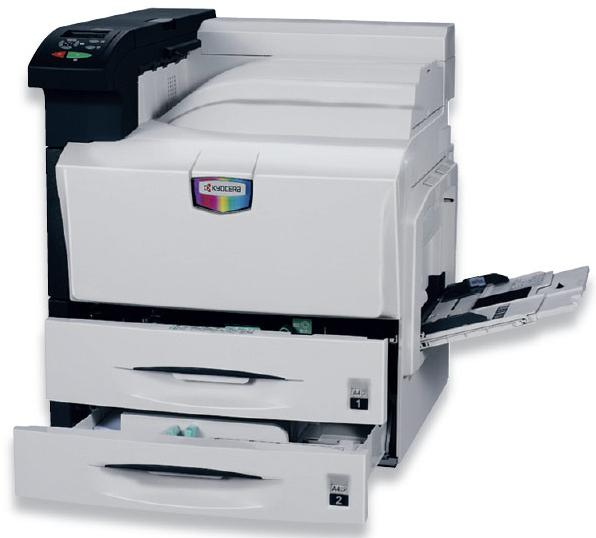 Kyocera FS-9530DN (1102G13NL0) - лазерный принтер (Black/White)