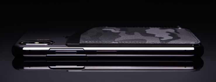 Чехол Pegacasa Dual Fit (F-004-BCA-5.8) для iPhone X/Xs (Camo)