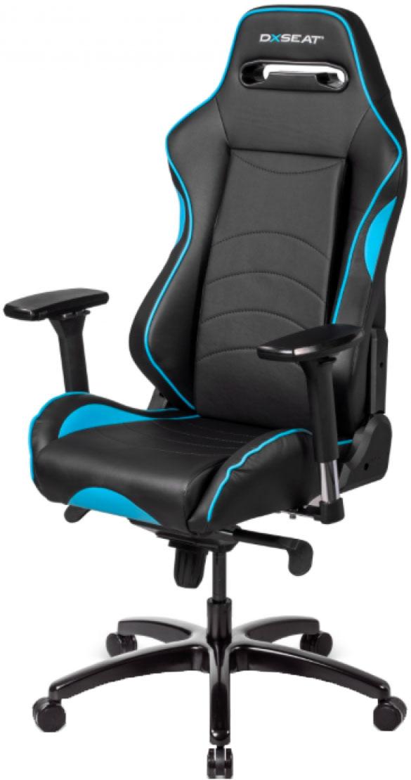 DXseat P33/XB - компьютерное кресло (Black/Blue)