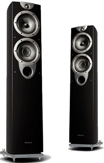 Wharfedale Evo-2 40 - напольная акустическая система (Piano black)