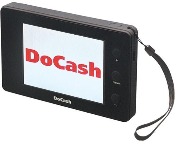 DoCash Micro IR 7740