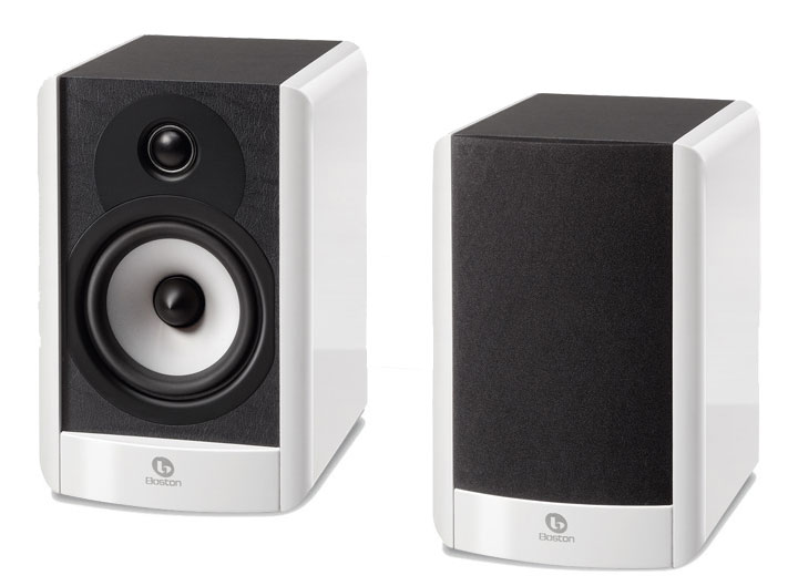 Boston Acoustics A25 - полочная акустика (White)