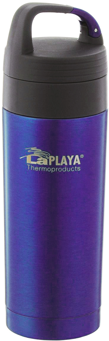 La Playa Carabiner 0.35 L - термокружка (Purple)