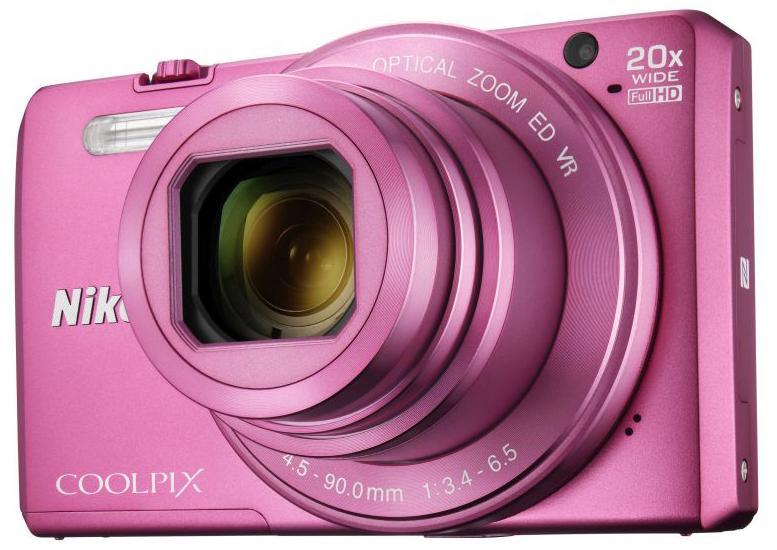 Nikon Coolpix S7000 VNA803E1