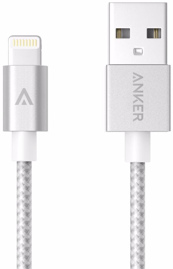Anker USB to Lightning Silver