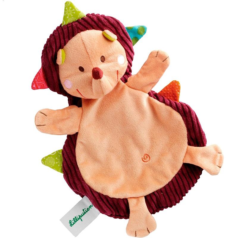 Lilliputiens Ежик Симон: игрушка-обнимашка в коробке (86392)