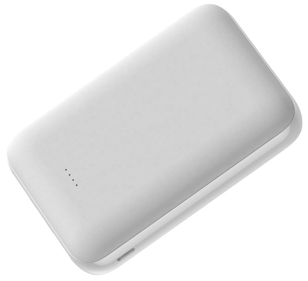 Внешний аккумулятор Baseus Mini JA Powerbank (PPJAN-A02) 10000mAh (White)
