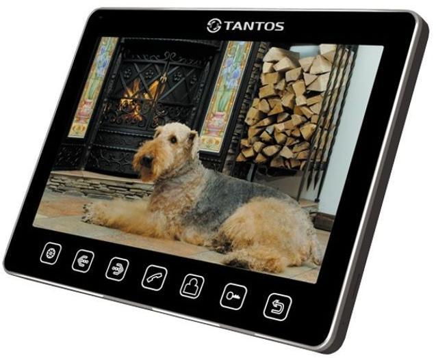 Tantos Sherlock+ - монитор для видеодомофона (Black)