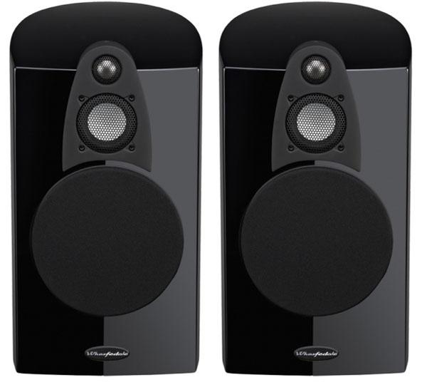 Wharfedale Jade 3 - полочная акустическая система (Piano Black)