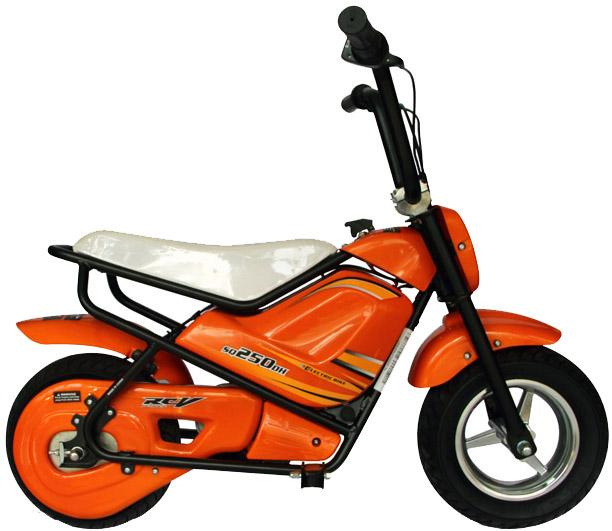 TVL Mini - детский электромопед (Orange)