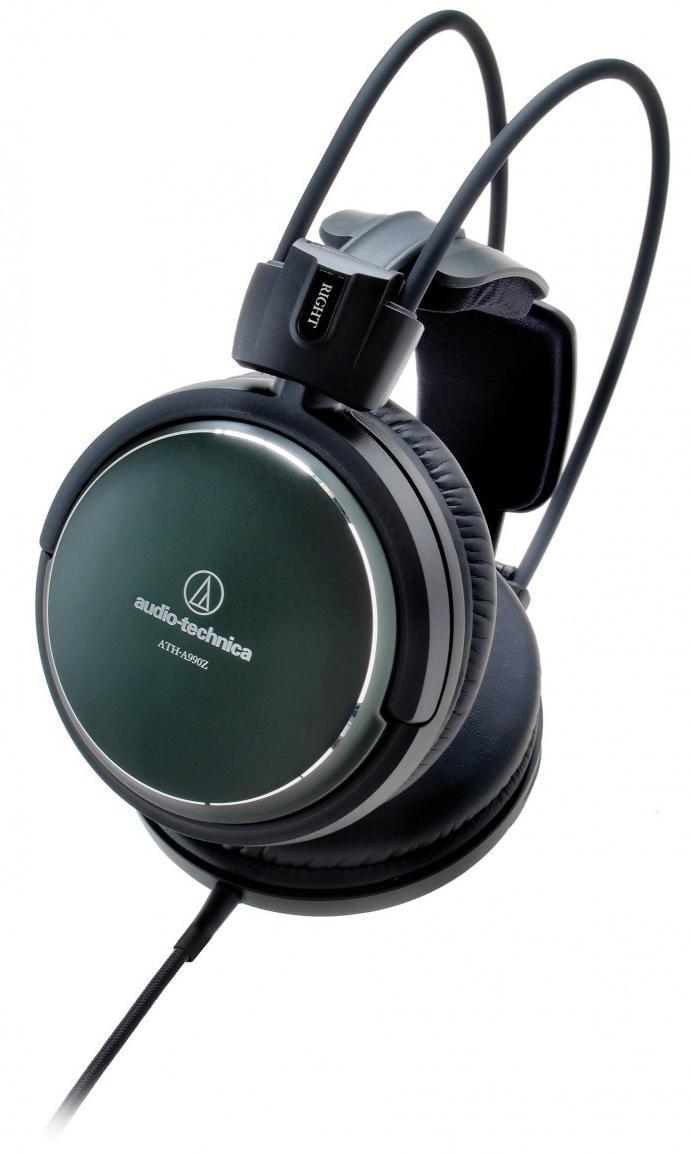 Audio-Technica ATH-A990Z - полноразмерные наушники (Green)