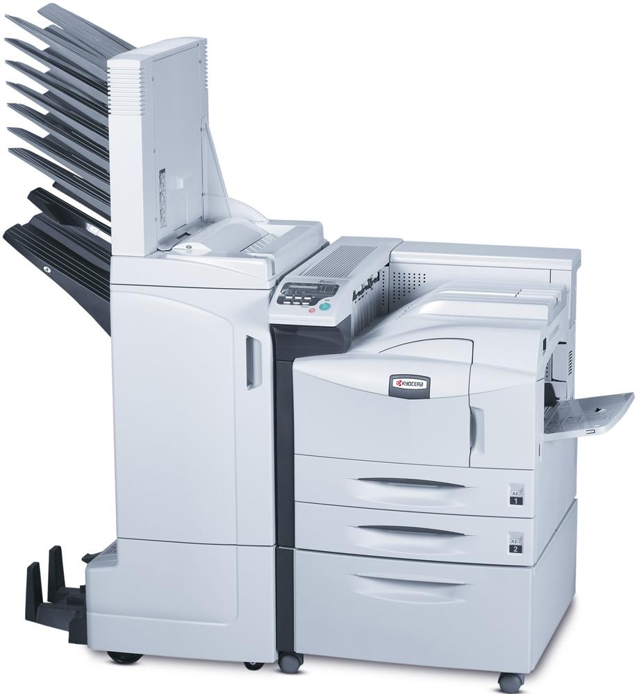 Kyocera FS-9130DN (1102GZ3NL1) - лазерный принтер (White)